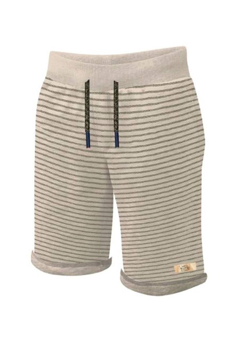 Name It Jadan shorts - whitecap grey
