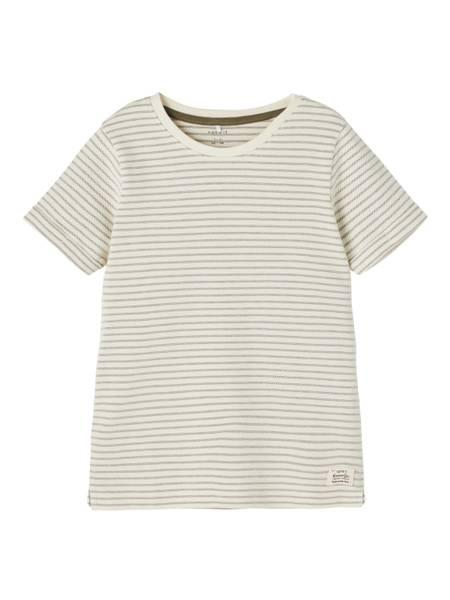 Bilde av Name It Jadan t-skjorte - whitecap grey