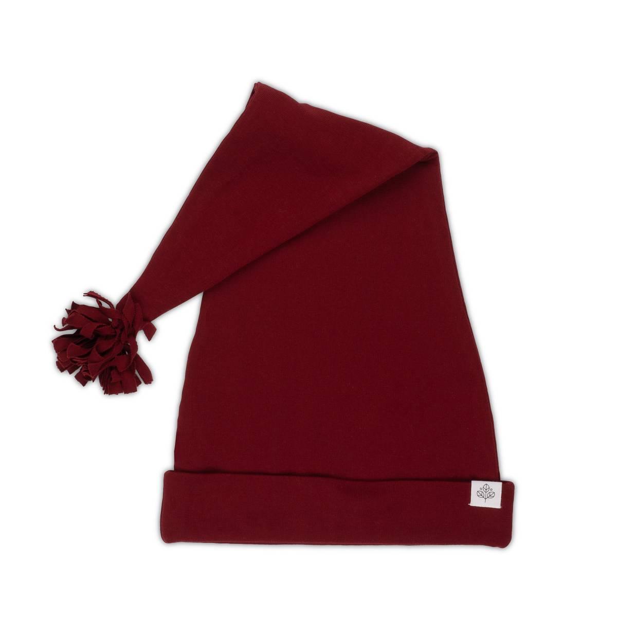 Gullkorn Design nisselue - dyp rød